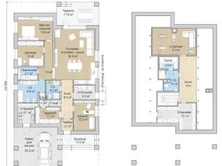 Марсель_232,6 кв.м:  в . Автор – Vesco Construction