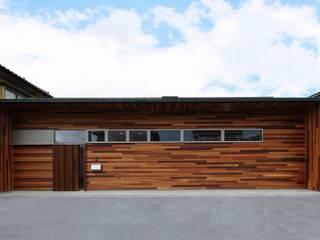 STaD(株式会社鈴木貴博建築設計事務所) Ausgefallene Häuser
