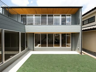 STaD(株式会社鈴木貴博建築設計事務所) Eclectic style garden