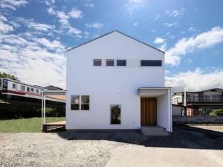 STaD(株式会社鈴木貴博建築設計事務所) Minimalist houses