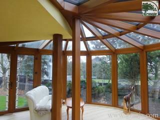 Ogród zimowy Gracja Classic: styl , w kategorii Ogród zimowy zaprojektowany przez GRACJA SP. Z O.O.
