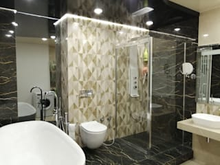 Bathroom by Наталия Широченко, Tropical