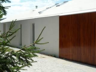 Biệt thự theo joão navas arquitectos, Hiện đại