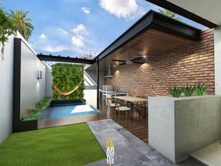 by FA Arquitectos Industrial