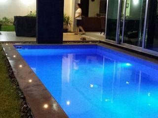 Modern pool by Diseño Aplicado Avanzado de Guadalajara Modern