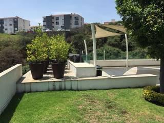 Balcon, Veranda & Terrasse modernes par G&L MACOF Moderne