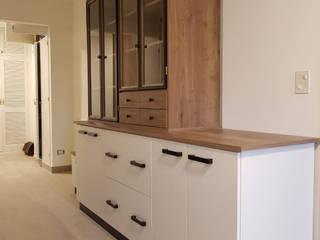 modern  von Patagonia wood, Modern Holzwerkstoff Transparent
