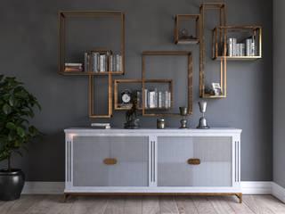 Modern Living Room by roommoormimarlık Modern