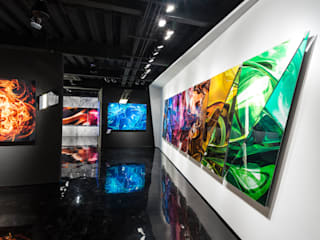 Galería Katz / Masaryk Estudios y despachos modernos de NATALIA MENACHE ARQUITECTURA Moderno
