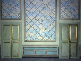 Corridor & hallway by ARTE DELL' ABITARE,
