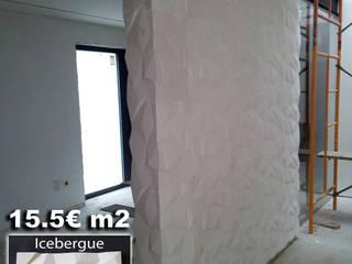 Placas Gesso 3D:   por António Campos Aves Gesso 3D Unipessoal LDA,Moderno