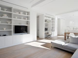 ArDesi Minimalist living room White