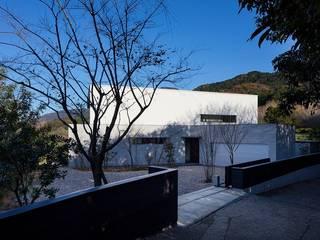 A House: triowood architect officeが手掛けた別荘です。,