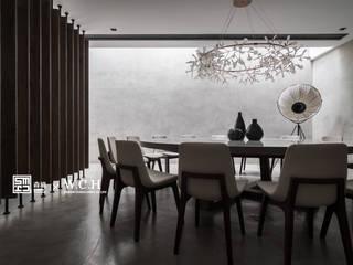 森境室內裝修設計工程有限公司 Modern Dining Room