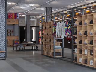 by Molyako Design Industrial