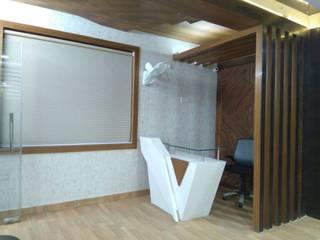 OFFICE-project Indirapuram:   by SHUFFLE DESIZN