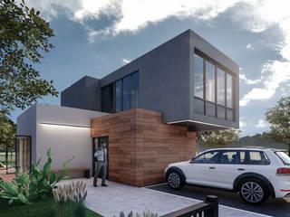 Lot Studıo Mimarlık – KT Evi - Çeşme:  tarz Villa,