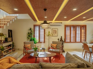 :  Living room by Mr. Blueprint,