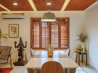 :  Dining room by Mr. Blueprint,