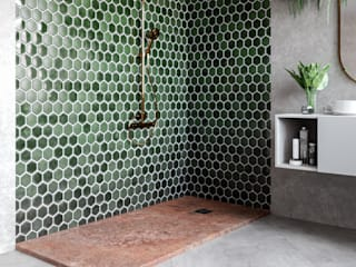 Industrial style bathroom by Bosnor, S.L. Industrial