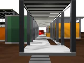 FONDAFA:  de estilo industrial por Grupo Viesa, Industrial