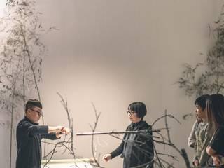 de estilo  de 朱永安花藝, Moderno