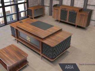 ofis makam takımı tela ofis mobilyaları Klasik