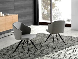 Intense mobiliário e interiores Living roomStools & chairs