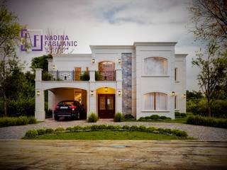 Casa Julia Casas clásicas de NF Arquitectura Clásico