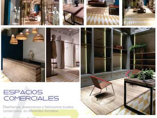 Fabricación de mobiliario de Arte ligero colombia Mediterráneo