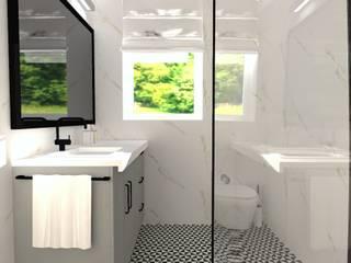 Łazienka w stylu klasycznym od SH-ONLINE Bartosz Strzałkowski