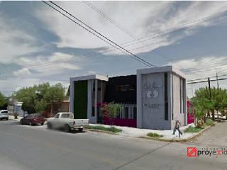 CLINICA DUCHENNE Clínicas y consultorios médicos de estilo moderno de PROYEXION Taller de Arq & Urbanismo Moderno