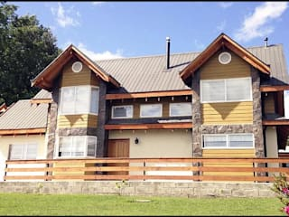 construcciones ReyGer Casas estilo moderno: ideas, arquitectura e imágenes de constructora ReyGer Moderno
