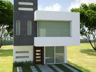 por Arquitectura y construcción FRATELLI Minimalista