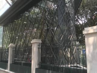 Maisons classiques par Vitrales Emplomados Vidrio y Plomo Classique