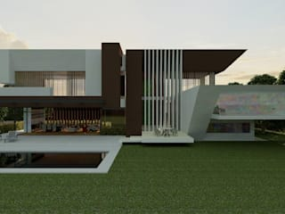 by HENRY PAZ ARQUITECTOS