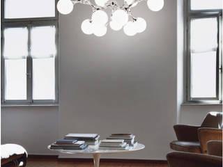 I nostri progetti Sala da pranzo moderna di Abilux Led Italia Moderno