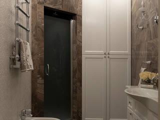 Сафонова Анастасия Classic style bathroom White