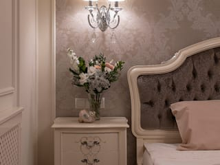 Classic style bedroom by Сафонова Анастасия Classic