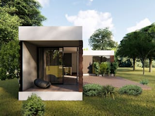 Imagens Contentores por Mira3D concept Moderno