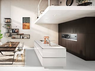 Wood Kitchens by LWK Kitchens SA Modern