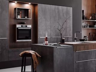 Ceramic Kitchens : modern  by LWK Kitchens SA, Modern