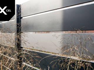 Modern style gardens by XCEL Fence Modern