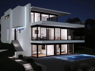 Karl Kaffenberger Architektur | Einrichtung Modern pool
