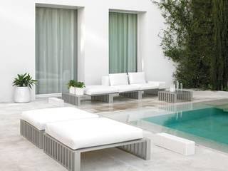 Muebles de exterior, DOCKS para Gandiablasco de Romero & Vallejo / Estudio de arquitectura y diseño Mediterráneo