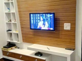 Residence -Noida: modern  by SHUFFLE DESIZN,Modern