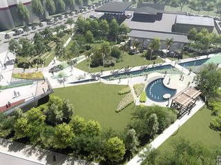 CSR Design - Alican Turgay Sezer – Denizli Zeytinli Park Projesi:  tarz ,