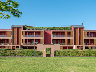 GIANDEBIAGGI ARCHITETTURA Casas multifamiliares