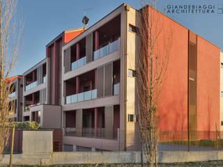 GIANDEBIAGGI ARCHITETTURA Mehrfamilienhaus