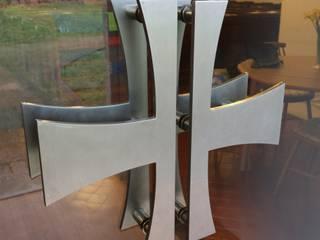 Salones de eventos de estilo  por Ion Glass , Minimalista